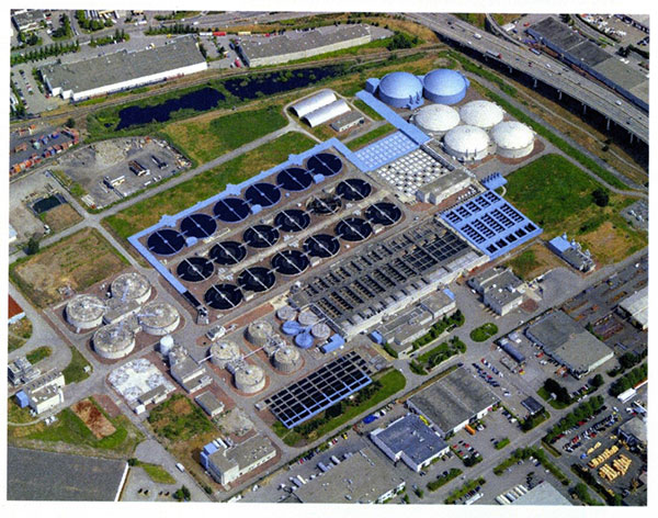 Anacis Island Water Treatment Plant Expansion Project - Civionic